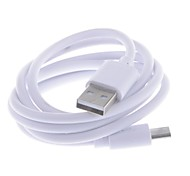 USB to Micro USB  Data / Charging  Cable for Samsung / HTC / Nokia (100cm)