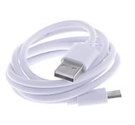 USB a Micro USB de datos / cable de carga para Samsung / HTC / Nokia (100 cm)