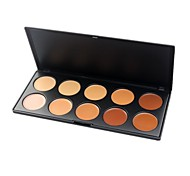 Professional 10 Color Makeup Face Concealer Cosmetics Palette