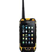 ZGPAX® Bumblebee S9 Smartphone IP67 Walkietalkie MTK6572W 4.5 Inch Android 4.2
