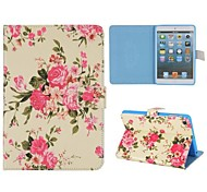 Beautiful Rose Case for iPad mini 3, iPad mini 2, iPad mini