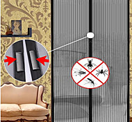 магия комаров дверь чистая сетка экрана магнит против насекомых мухи ошибка занавес драпировка