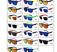 Men's Fashion Mercury Reflective Sunglasses(Assorted Color)