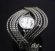 Alloy Women's Quartz Watch Bracelets Watch