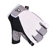 KORAMAN® Sports Gloves Women's / Men's / Unisex Cycling Gloves Summer Bike Gloves Anti-skidding / Breathable Fingerless Gloves Nylon