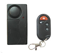 Wireless Remote Control Vibrating Alarm