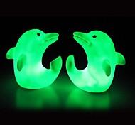 - Mehrfarbig - Batterie - Nächtliche Beleuchtung/Dekorations Beleuchtung - 1 - DC 12