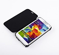 4200mAh Backup Battery Case for Samsung Galaxy S5/ Card Slots & Stand(Black)