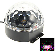L-03 Six Color LED Crystal Magic and Sunflower Light