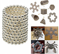 216pcs 5 mm Afmetingen inclusief Magic Magnetic Toy