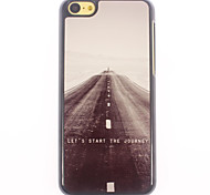 Let's Start Design Aluminium Hard Case for iPhone 5C