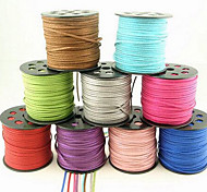 Vintage 100 centimetri Multicolor Shinning Gimp ChainsDIY (1 Pc)