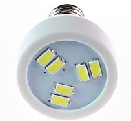 White Light LED-Lampe E14 2,5 W 220V SMD5630 6LED