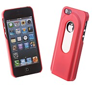 Abridor de botella de cerveza Slide In / Out Funda para Apple iPhone 5/5S (colores surtidos)