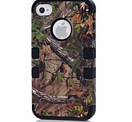 New Tribal Triad Protezione Shell progettato Hard Case Back Cover per iPhone 4 (colori assortiti)