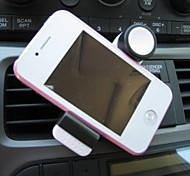 salida de aire del coche universal del teléfono celular del sostenedor del montaje de automóviles (colores surtidos)