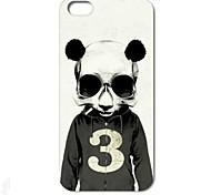 VORMOR® Lovely Panda Pattern Back Cover Hard Case for iPhone 4/4S