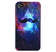 VORMOR® Beard in Stars Sky Pattern Case for iPhone 5/5S