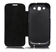 3200mAh Battery Case with Cover for Samsung Galaxy S3
