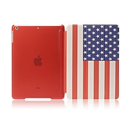 American Flag Case for iPad mini 3, iPad mini 2, iPad mini w/ Auto Sleep/Wake Up Function