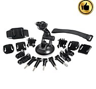 Mount Kit di accessori di serie per GoPro Eroe 2/3
