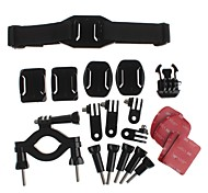 yuanbotong Perfect Match accessori kit per GoPro HERO 3 + / 3/2/1