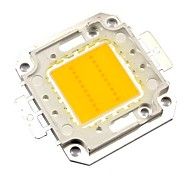 LOHAS® DIY 20W 1800-1900LM 2800-3200K Warm White Light Square Integrated LED Module(DC 30-34V)