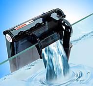 filtro externo para aquário do tanque de peixes