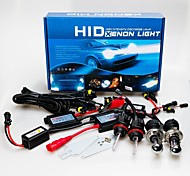 12V 55W H13 AC Hid Xenon Hight / Low  Conversion Kit 15000K