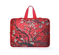 15.4 inch Little Red  Flower Laptop Case for  All Notebook