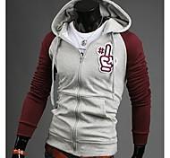Men's Casual Sport Hoodie Coat