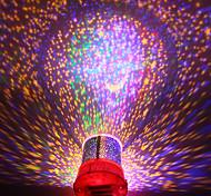 DIY Romantic Galaxy Céu Estrelado Projetor Night Light para comemorar Festival de Natal