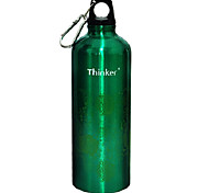 Thinker 700ml Green Stainless Steel Stylish Sports Water Bottle