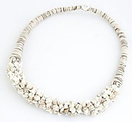 Bohemia Fashion Style  Accessories Gravel Short Necklace