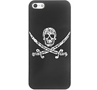Unique Skull Design Aluminium Hard Case for iPhone 4/4S