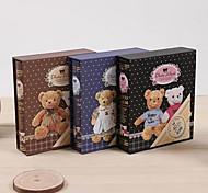 interstitielle Baby und Familie Foto album15 * 4 * 22cm