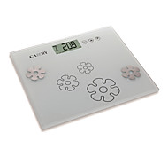 Camry Fat Scale Electronic Digital Balance Scale with Touch Button and Multi function(150kg/330lb,100g)