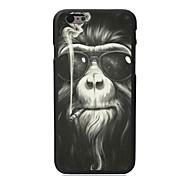 elonbo kühlen Orang-Utans harten rückseitigen Plastikabdeckung für iphone 6 Plus