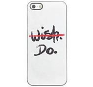 Keine wollen, aber Design-Aluminium Hard Case für iPhone 4/4S