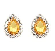 European Style Fashion Water Drops Earrings