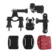 YuanBoTong  Bicycle Mounting Bracket Accessories Kits for GoPro Hero3+/3/2/1