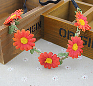 Fashion Daisy Flower Headbands Random Color