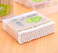 100Pcs Makeup Cotton Stick Beauty Tools