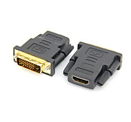 HDMI V1.4 Female to VGA Male Adapter Cable For PC
