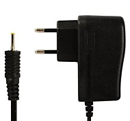 EU Plug 2.5mm Two Pins Charger Adaptor for Tablet PC