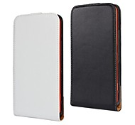 Solid Color Open Up and Down PU Leather Full Body Case for Nokia Lumia 1320 (Assorted Colors)