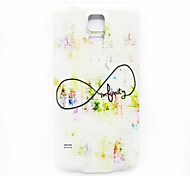 Infiniti Galaxy Pattern Thin Hard Case Cover for Samsung Galaxy S5 I9600