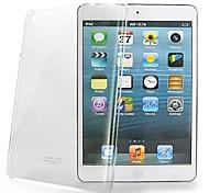protección transparente funda dura de alta calidad para el ipad Mini 3, Mini iPad 2, iPad mini