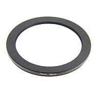 eoscn 72 milímetros anel conversão de 58 milímetros
