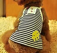 pet moda bonito do polvo colete para animais de estimação cães (cores sortidas, tamanhos)